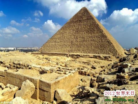 揭开胡夫金字塔4500年来的面纱