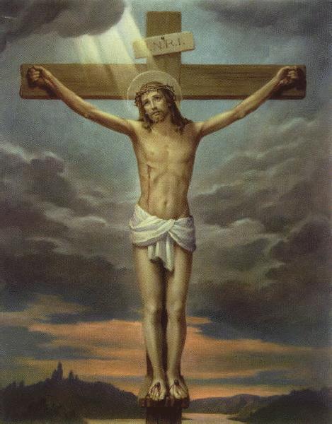 对于耶稣被钉在十字架上的具体日期
